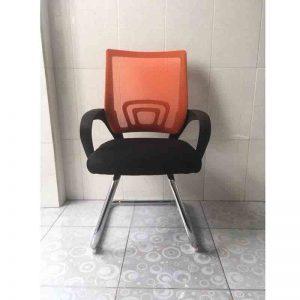 Ghế chân quỳ văn phòng giá rẻ màu cam